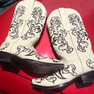 👢Los ALTOS authentic cowgirl  boots 👢